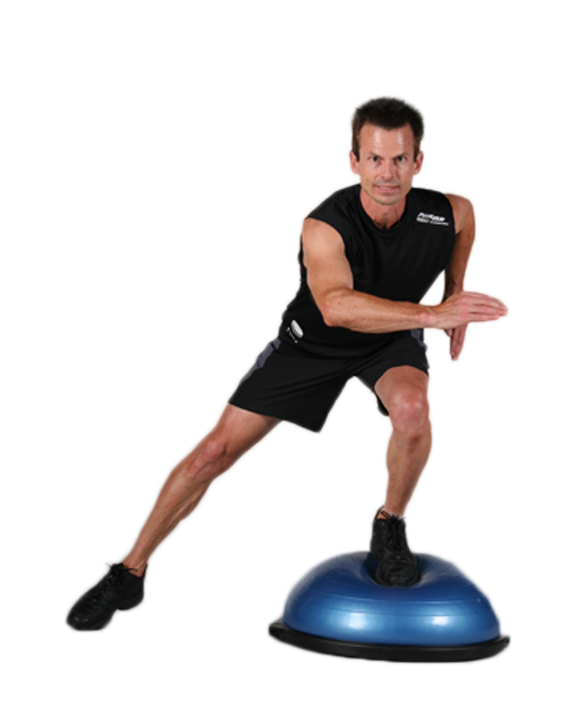 Bosu Ball Exercises For Athletes: BOSU® Basics